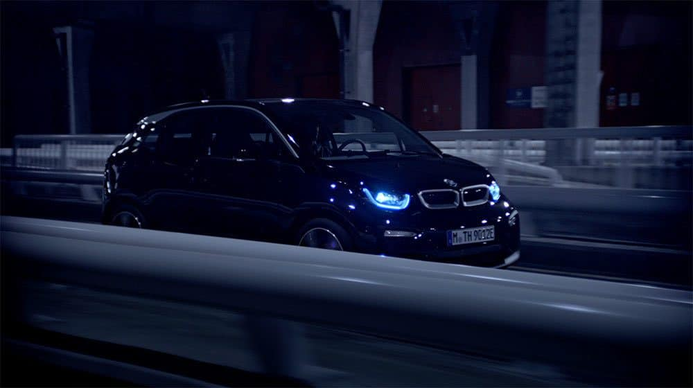 Image for BMW I3 the present